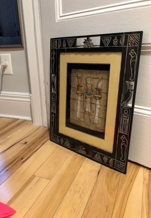 Egyptian style frame for Sale in Queens, NY