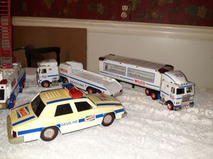 Wilco Hess tow trucks police cars for Sale in Winston-Salem, NC