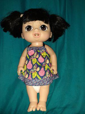 Baby alive doll for Sale in San Bernardino, CA