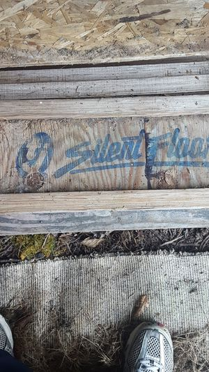 Lam floor beams for shed for Sale in Tacoma, WA