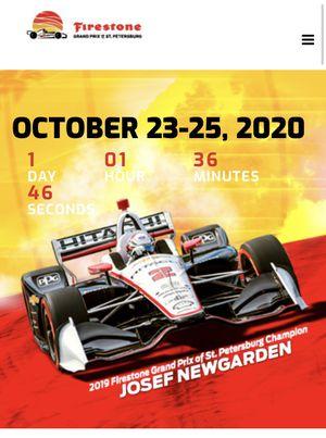 St. Petersburg Grand Prix Tickets for Sale in Miami, FL