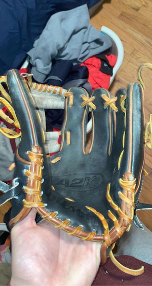 A2k baseball glove for Sale in Coventry, CT