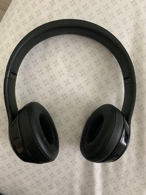 Black Beats Headphones Wireless for Sale in Long Beach, CA
