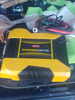 Power drive converter 2000 for Sale in Woodland Park, CO
