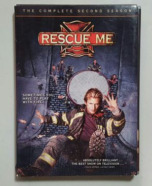 Rescue Me, The Complete 2nd Season for Sale in Riverdale Park, MD