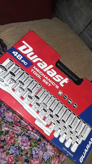 Duralast Mechanic's Tool Set for Sale in Bakersfield, CA
