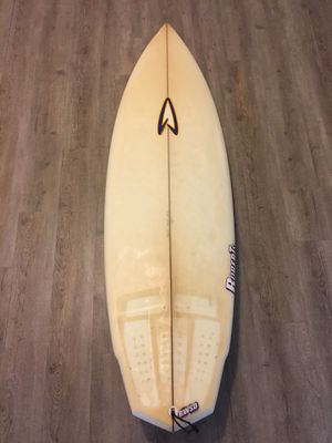 "Surfboard - 5'8"" Roberts Winged White Diamond for Sale in Santa Monica, CA"