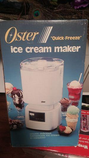 Ice cream maker for Sale in La Verne, CA