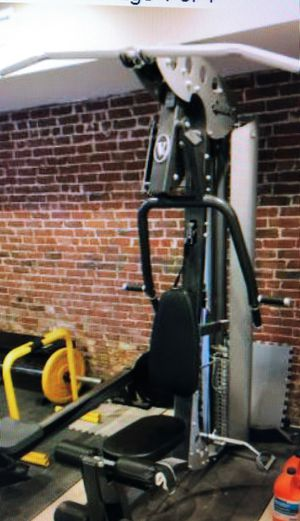 Hoist v4 home gym for Sale in ROXBURY CROSSING, MA
