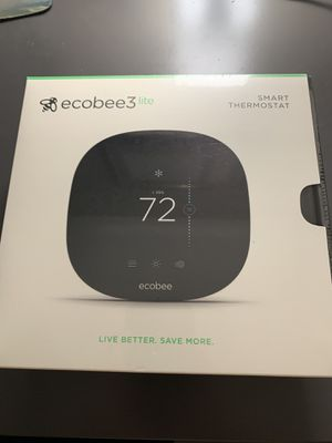 Ecobee 3 Lite Smart Thermostat for Sale in Turlock, CA
