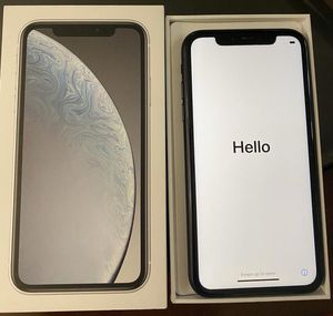 Iphone XR 64gb never used for Sale in Falls Church, VA