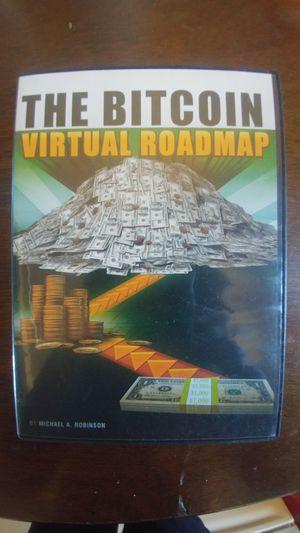 Bitcoin Virtual Roadmap for Sale in Parker, AZ