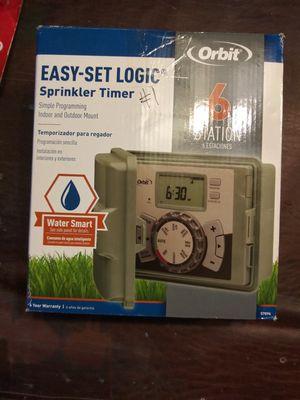Sprinkler timer for Sale in La Mirada, CA