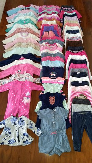 69pc 6-12m Baby Girl's Clothes for Sale in Manassas, VA