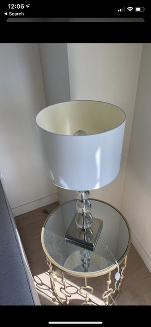 Set of 2 lamps for Sale in Boston, MA