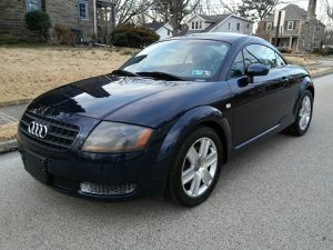 2003 AUDI TT TURBO FLAWLESS for Sale in MIDDLE CITY EAST, PA