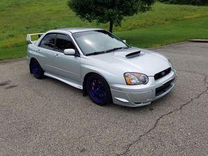 2004 Subaru Impreza price$1000 Town&Country for Sale in Sacramento, CA