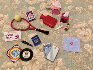Various American Girl Doll Accessories for Sale in Denver, NC
