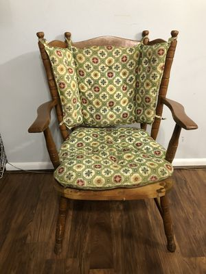 Antique wooden chair for Sale in Alexandria, VA
