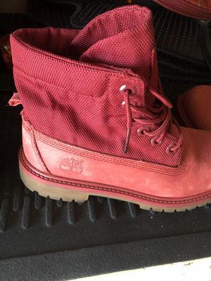 Timberland boots size 5 women for Sale in Ontario, CA