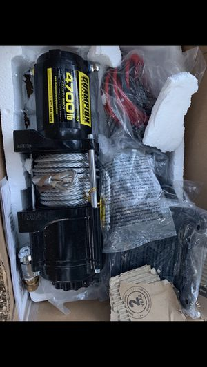 Jeep winch for Sale in Arlington, TX