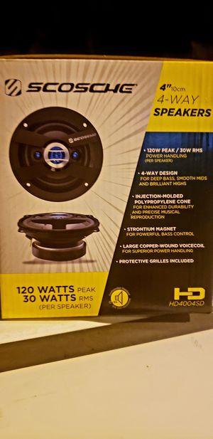 Car Audio Speakers for Sale in Austin, TX