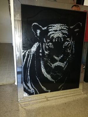 Tiger wall art for Sale in Orlando, FL