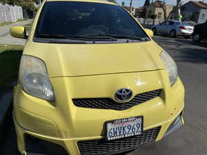 2010 Toyota Yaris S for Sale in Los Angeles, CA