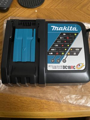 Makita 18-Volt LXT Rapid Optimum Battery Charger New!! for Sale in San Diego, CA