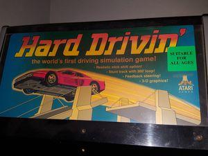 Atari Hard Drivin Arcade for Sale in Kelso, WA