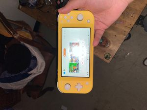 Nintendo switch lite for Sale in New York, NY