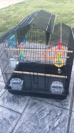 Metal bird cage for Sale in Burleson, TX
