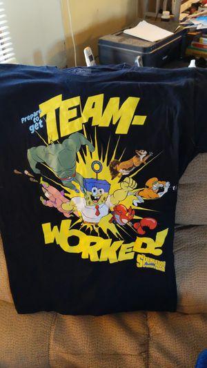 Spongebob, Sponge out of Water movie tshirt for Sale in Neenah, WI