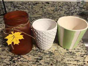 Flower pots for Sale in North Bethesda, MD