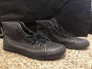 Black Van Shoes Size 8 for Sale in Oakland, CA