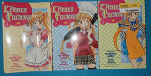 Kitchen Princess Manga Bundle for Sale in San Antonio, TX