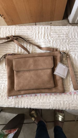 Light brown purse for Sale in El Paso, TX