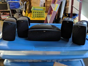Klipsch Quinet IV Home Theater System for Sale in Dublin, CA