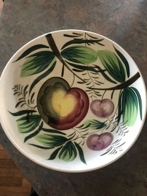 Fruit Bowl for Sale in Mount Vernon, WA
