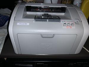 Hp laserjet 1020 printer for Sale in Fall River, MA
