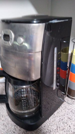 Coffee maker. Normally used for Sale in Houston, TX