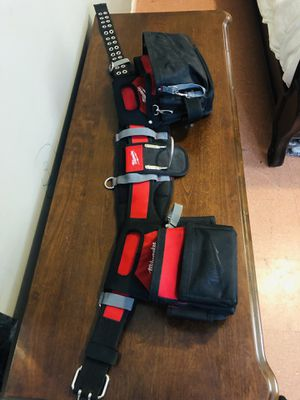 Milwaukee tools Belt for Sale in The Bronx, NY