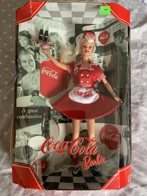 Coca Cola Barbie - Collector's Edition in box for Sale in Cleveland, OH