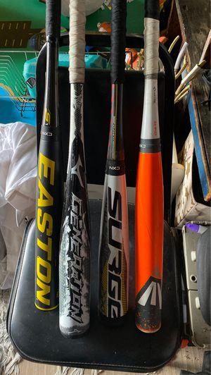 Baseball bats for Sale in Huntington Beach, CA