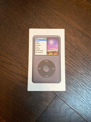iPod classic 160 GB for Sale in Chicago, IL