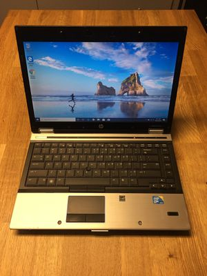HP Elitebook 8440p Laptop - Intel i7 / 4GB Memory / 120GB SSD Hard Drive - New Battery!!! for Sale in Alhambra, CA