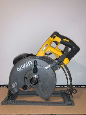 NEW 60V WORM DRIVE (TOOL ONLY) NO BATERIA. NO CARGADOR for Sale in Dallas, TX