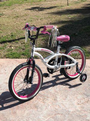 Hello kitty bike for Sale in Riverside, CA