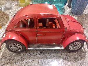 Volkswagen Beetle decor for Sale in Houston, TX