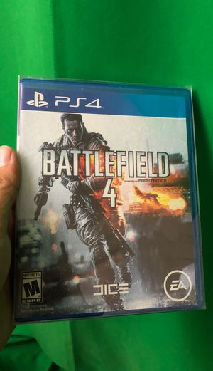 Battlefield 4 (PS4, Like New) Complete for Sale in Vail, AZ